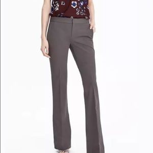 Banana Republic Bi-stretch Flare Pant 6S A-1